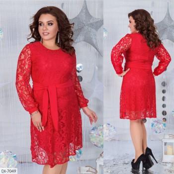 Платье DI-7049