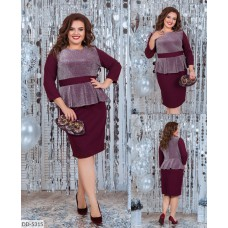 Платье DD-5315