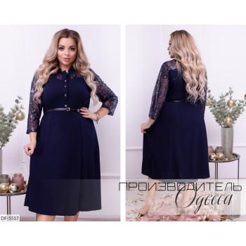 Платье DF-5517