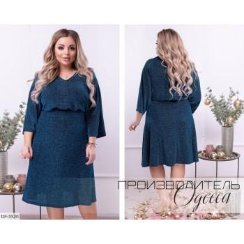 Платье DF-5520