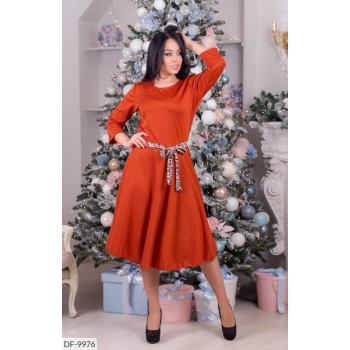 Платье DF-9976