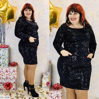 Платье DG-3528