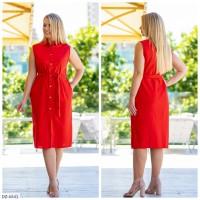 Платье-Рубашка DZ-6541