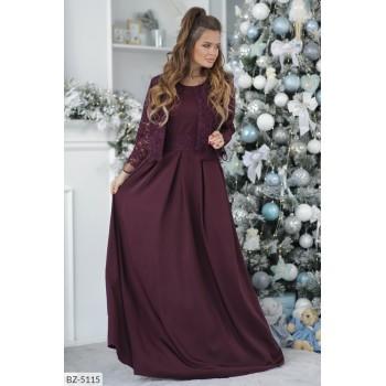 Вечернее платье BZ-5115