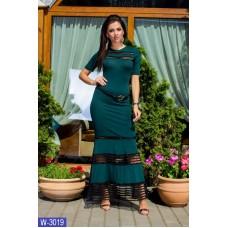 Платье W-3019