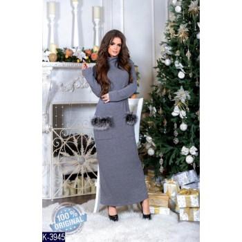 Платье K-3945