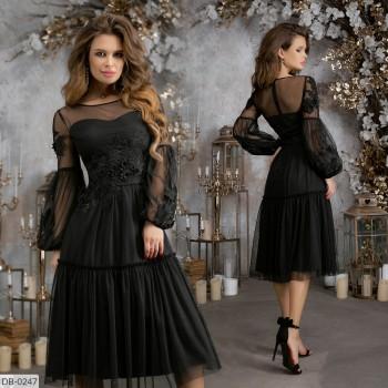 Платье DB-0247