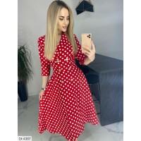 Платье DI-4387