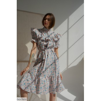 Платье DQ-7632