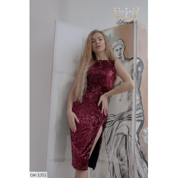 Платье DK-1352