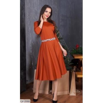 Платье DF-9988