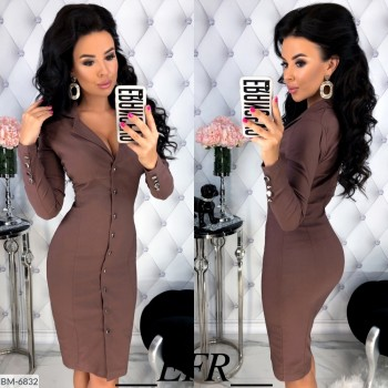 Платье BM-6832