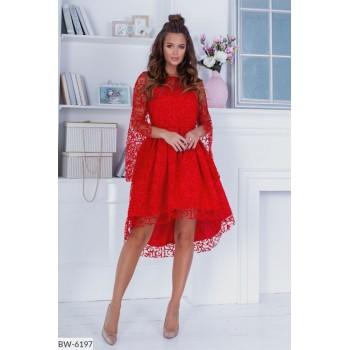 Коктейльное платье BW-6197