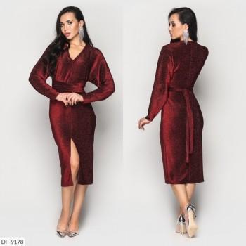 Платье DF-9178