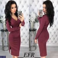Платье AM-6348