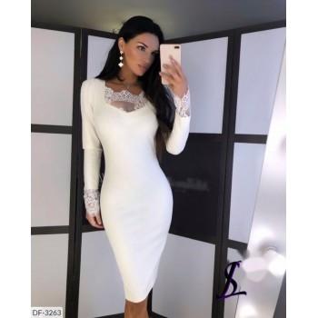 Платье DF-3263