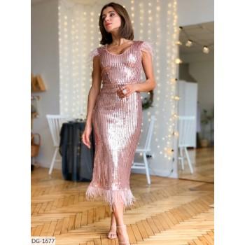 Платье DG-1677