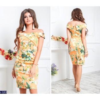 Платье V-5263