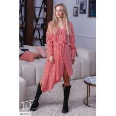Платье-Рубашка DI-4777