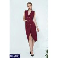 Кардиган-Платье AU-9690