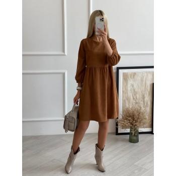 Платье 0295крап