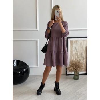 Платье 0316крап