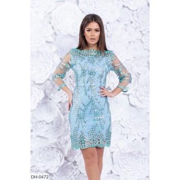 Платье DH-0472