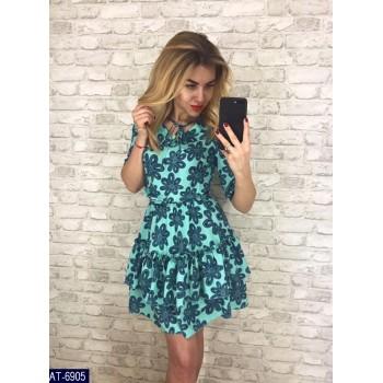 Платье AT-6905
