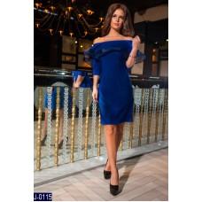 Платье J-0115